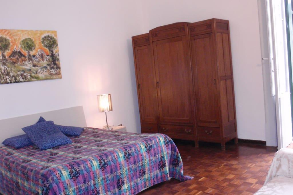 Suite balconcino e bagno privato in b b centro chambres - B b barcellona centro bagno privato ...