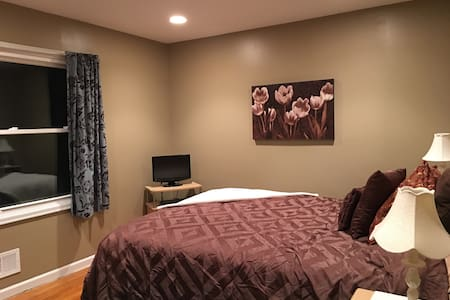 Spacious Private Room, Close to Everything! - Rochester