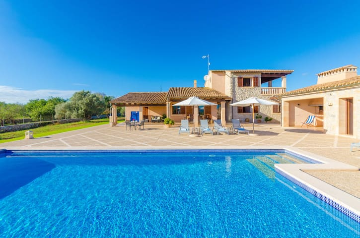 NA MAIANS - Villa for 6 people in Canyamel.
