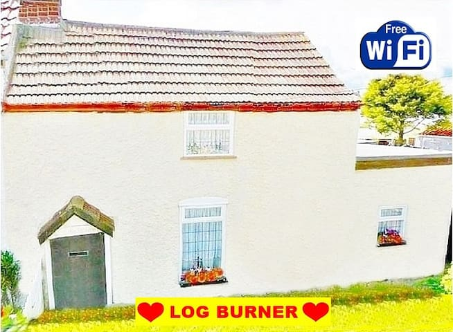 ★ A Cosy Cottage by the Beach - Pet Friendly ★
