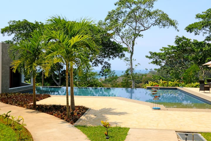 Ocean View Condo Close To The Beach - Puntarenas - Flat