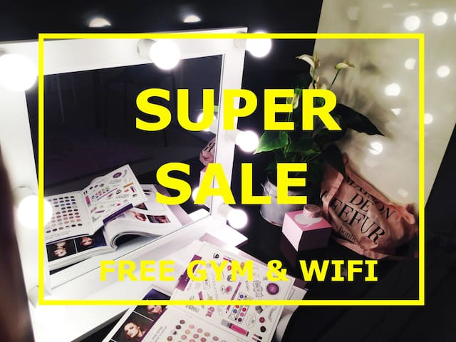[SPECIAL PRICE/ Free WIFI ❤️]