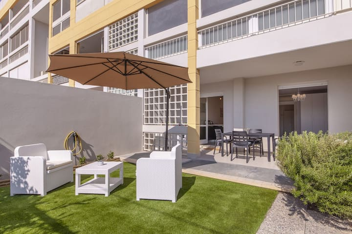 Le Domus lovely apartment with garden Cagliari