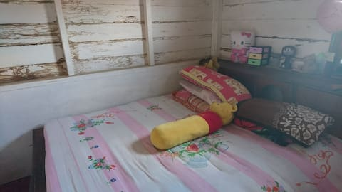 A Bed room for you when you in Bener Meriah (gayo)