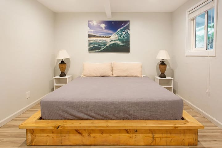 Guest Bedroom w/King Bed All Art Prints for sale