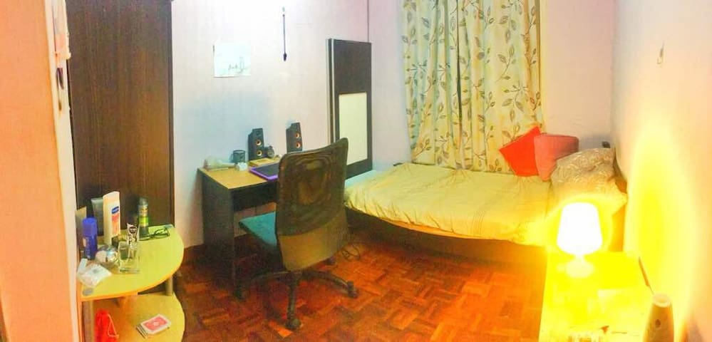 1 single cozy room for rent