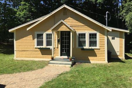 Rose Cottage in Machias, Maine