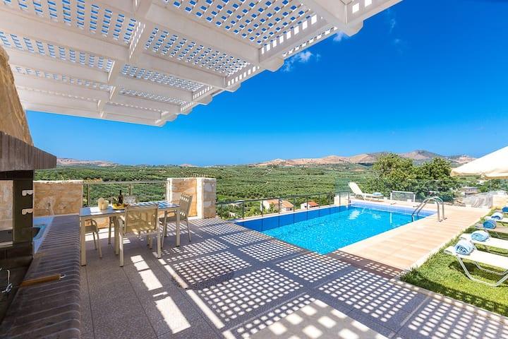 Kampos Villa I, pure elegance!