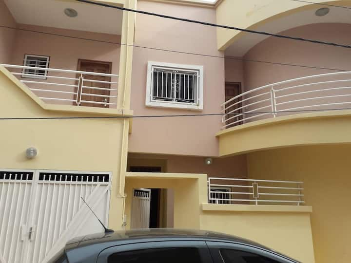 Chambre privée/séjour PREMIUM - Sénégal