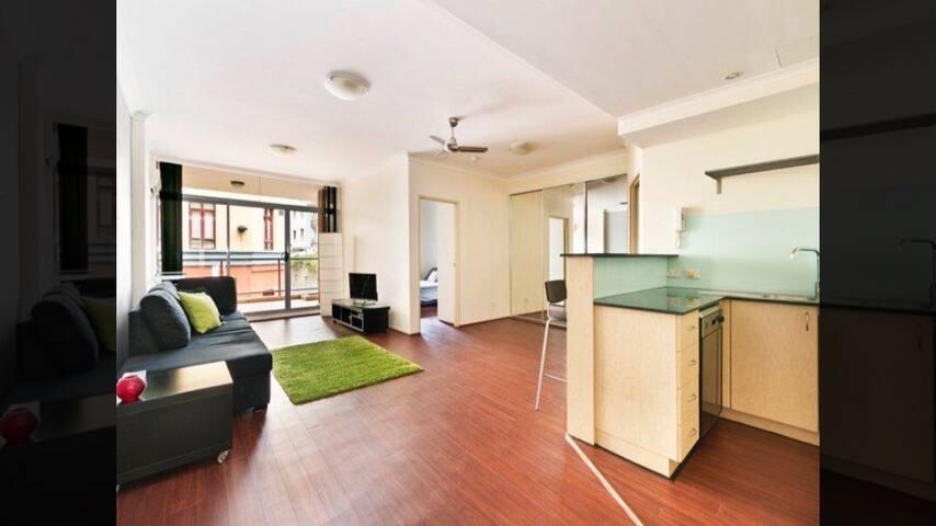 LARGE 1 Bedroom Ground Sydney Darling Harbour ICC