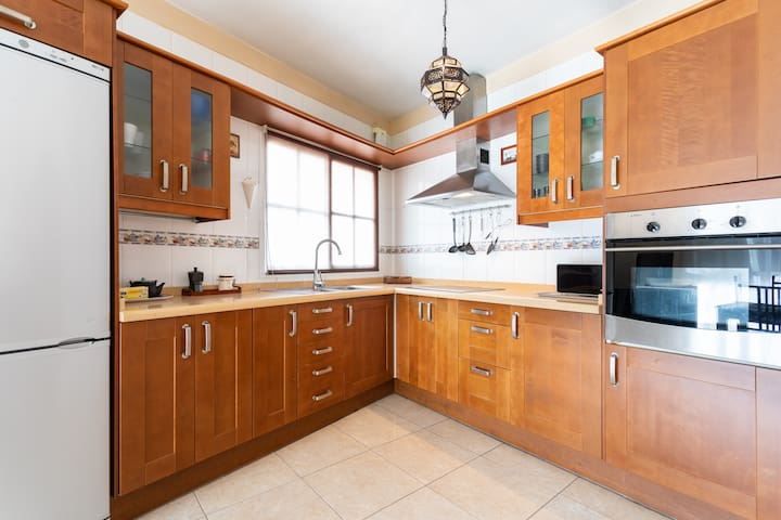 Our nice Kitchen