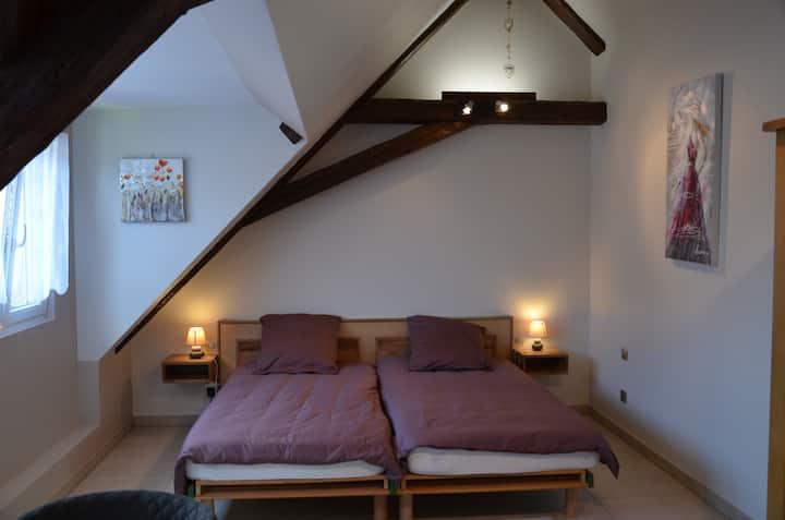 Chez Christoph' - Chambre Paulette