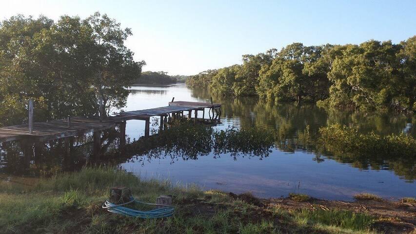 Beautiful Bliss Brisbane Bayside ! - Lota