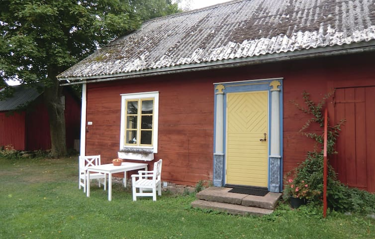 Former farm house with 1 bedroom on 45m² in Borgholm