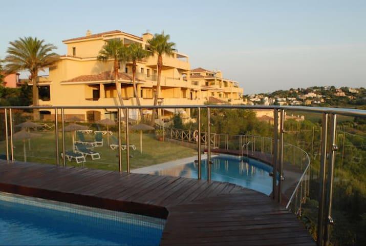 Luxury Apartment in Sotogrande