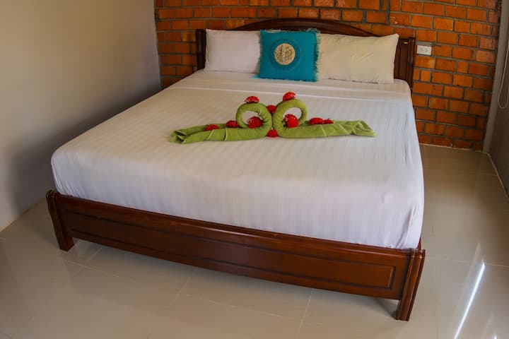 Cozy Double Bed Bungalow with A/C in Koh Lanta