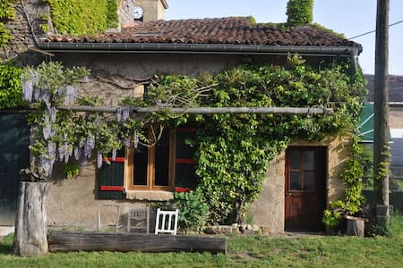 Lovely little house in rural France - Loison