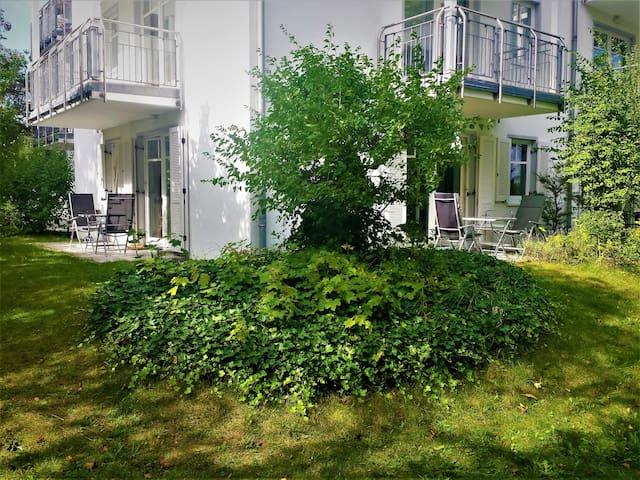 Eine schöne 3-Zimmer-Wohnung mit Ostsee-Zugang!