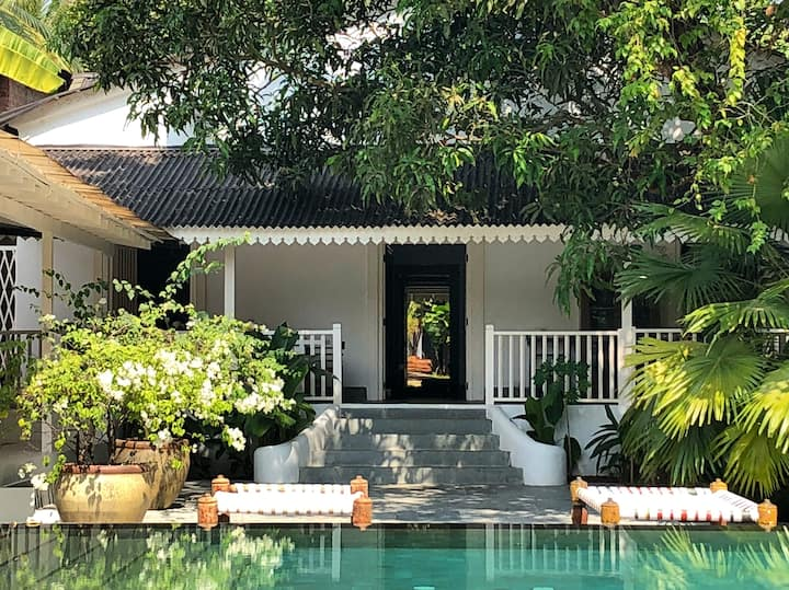 Frangipani House: Boutique Villa by the Rose Nomad