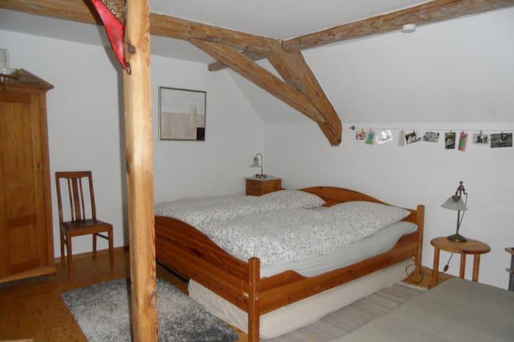 bequmes Doppelbett 2x2m