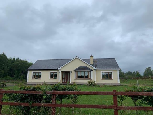 Modern bungalow in Knockvicar, Co. Roscommon