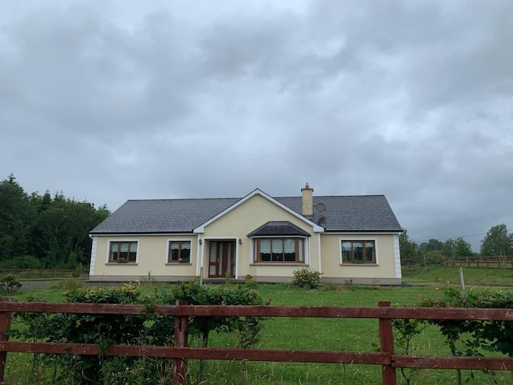 Modern bungalow in Knockvicar, Co. Roscommon