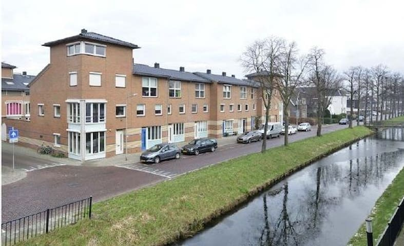 Modern Dutch home located in the heart of Leerdam
