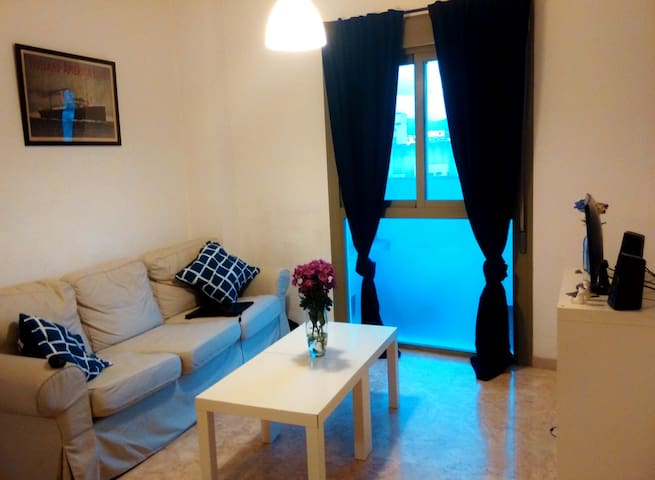 Great apartment in city center with nice rooftop - Màlaga - Pis