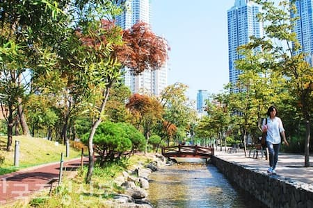 Private room,Dongtan NEW villa,all amenities avail - Bansong-dong, Hwaseong-si