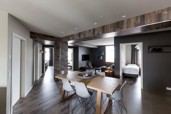 Acco - Modern & Luxurious 3 Bedroom Apt. in Heart of Akureyri!
