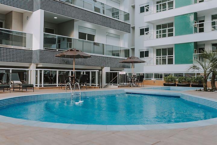 Apartamento Novo - Praia de Palmas SC
