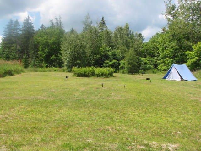 Eddy's Tent Sites-Capt'n Kidd