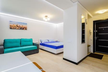 Апартаменты Оболонский проспект 31