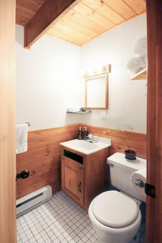 Master Bedroom Private Bathroom