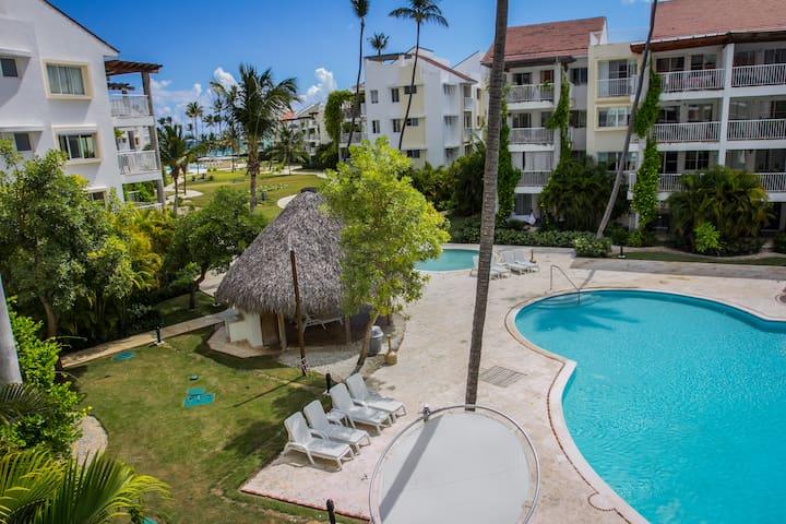 A-302 Playa Turquesa Ocean Club, Punta Cana, DR - พันตา กานา - (ไม่ทราบ)