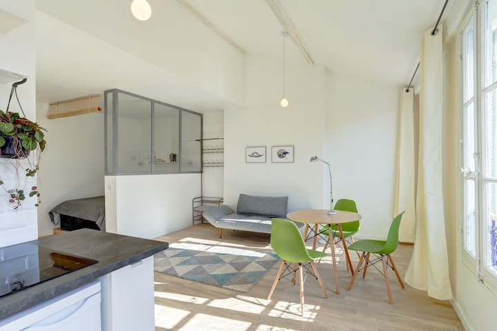 Loft Apartment in the heart of Marseille