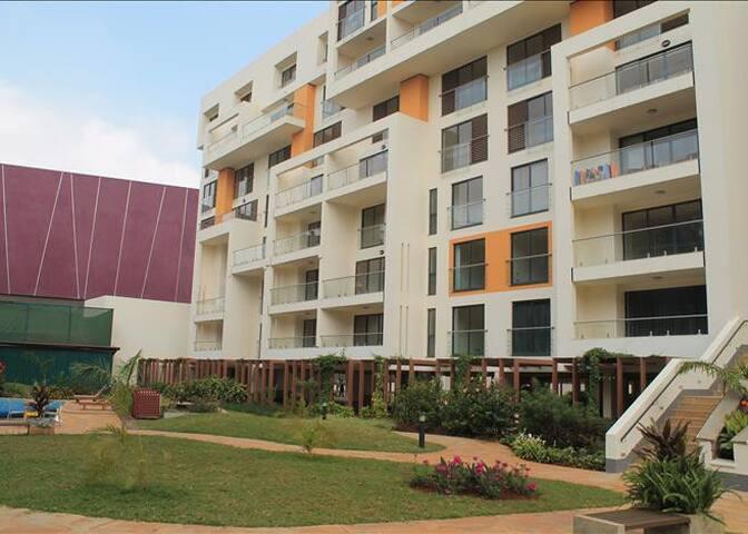 Gorgeous,  2BR finished apartment Garden City - Nairobi - Byt