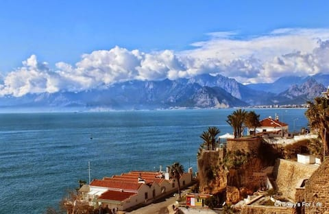 Flat in the Center of Antalya -Entire Place (1)