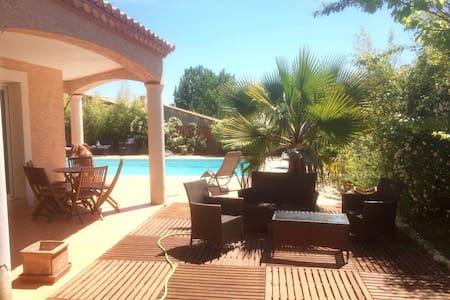studio terrasse  avec piscine (Montpellier) - Saint-Gély-du-Fesc