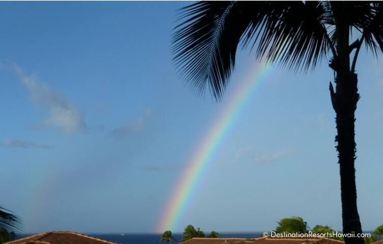 Wailea Beach Villas Penthouse 204 - 2Bd Gardenview - Kihei - Lejlighed