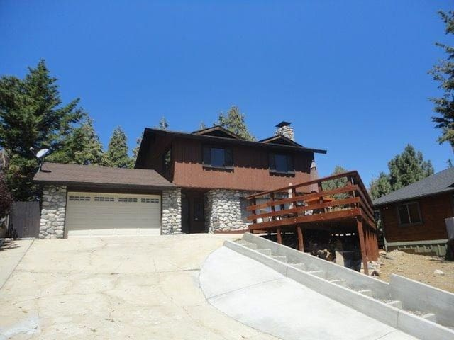 Wrightwood Cabin Home