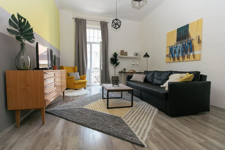 NEW!!! Dohany Downtown 2 Bedroom Apartment