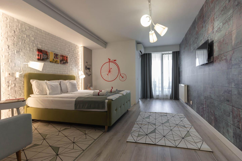 Ares ApartHotel - Apt. 403, Cluj-Napoca