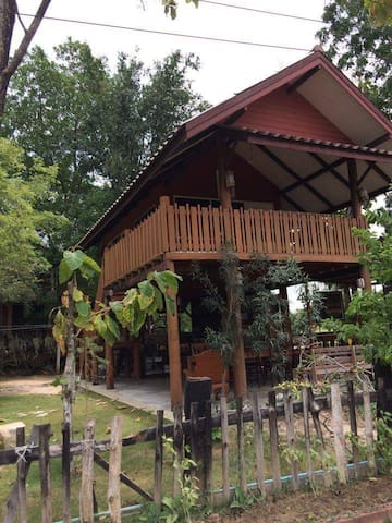 Banklangtung Organic Home Stay - Nong Khao - House