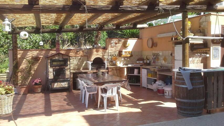 Villa Francesca  San Ippolito