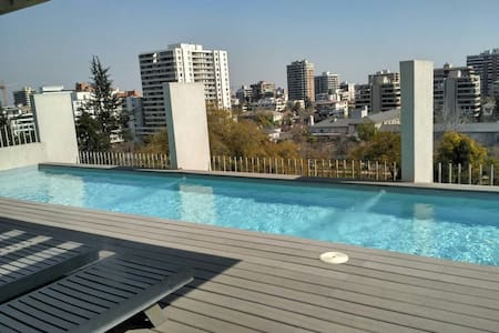 Bright and modern Triplex with roof terrace - Providencia - Wohnung