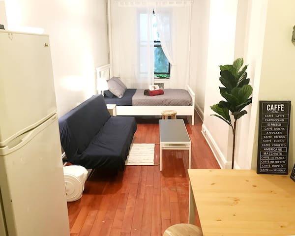 Private Apartment with 2 BEDs at Union Square