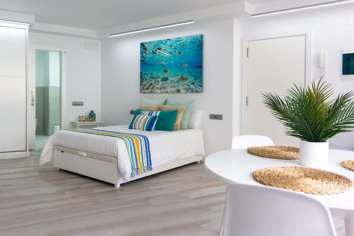 ⭐Oferta⭐ Estudio Suite Exclusivo cerca del Mar