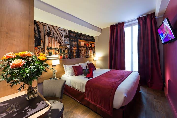 Cozy Parisian room - Gare du Nord
