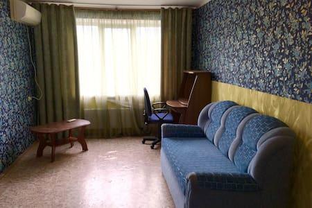 Трехкомнатная квартира с. Дивноморское - Divnomorskoye